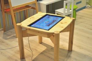 Интерактивный детский стол своими руками 44